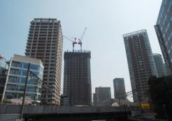 五反田駅周辺 再開発画像